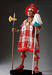 Thumbnail color image of Atahualpa aka. Lord Inca, by George Stuart.