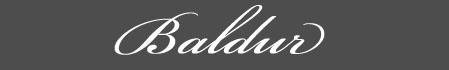 Text: Signature image of Baldur , by George Stuart.