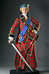 Thumbnail color image of Bonnie Prince Charlie aka. Charles Edward Stuart, by George Stuart.