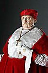 Thumbnail color image of Cardinal Wolsey, by George Stuart.
