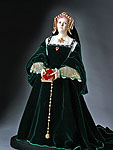 Thumbnail color image of Catherine of Aragon aka. Catalina de Aragón, by George Stuart.