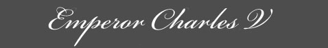 Text: Signature image of Charles V aka. Charles V of Spain, Holy Roman Emperor,