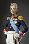 Thumbnail color image of Charles X aka. Charles X of France, Charles Count of Artois , by George Stuart.