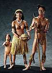 Thumbnail color image of Chumash Family, by George Stuart.
