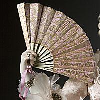 Left close up color image of Countess Du Barry aka. Jeanne Bécu , by George Stuart.