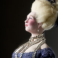 Countess de la Motte (necklace) Right View