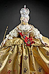 Thumbnail color image of Empress Catherine II (robes of state) aka. Catherine the Great, by George Stuart.