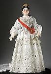 Thumbnail color image of Empress Catherine I aka. Екатерина I Алексеевна,  Marta Elena Skavronska, by George Stuart.