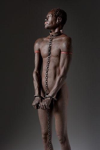 Enslaved African