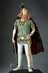Thumbnail color image of Erik the Red aka. Erik Thorvaldsson, by George Stuart.