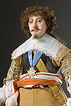 Thumbnail color image of Gaston d' Orleans aka. Gaston of France, by George Stuart.