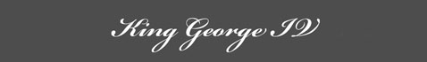 Text: George IV Signature
