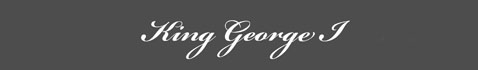Text: Signature image of George I aka. George I of England, George Louis, by George Stuart.