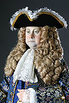 Thumbnail color image of George I aka. George I of England, George Louis, by George Stuart.