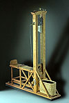 Thumbnail color image of Guillotine (fixture)  aka.Collection of the Museum of Ventura County, Private Collection,