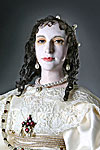 Thumbnail color image of Henrietta Maria aka. Henrietta Maria of France, by George Stuart.