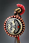 Thumbnail color image of Greek Hoplite Warrior aka.