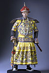 Thumbnail color image of Hsien-Feng Emperor aka. Xianfeng Emperor, by George Stuart.