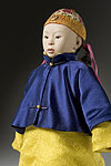 Thumbnail color image of Hsuan Tung Emperor  aka. Pu Yi, by George Stuart.