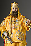 Thumbnail color image of Hung Hsiu Chuan (Taiping Emperor) aka. Hong Xiuquan, by George Stuart.