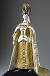 Thumbnail color image of Isabeau of Bavaria aka. Elisabeth of Bavaria-Ingolstadt, by George Stuart.