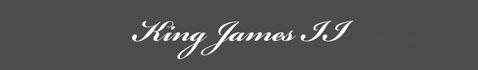 Text: Signature image of James II aka. James II of England, James VII of Scotland, by George Stuart.