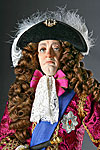Thumbnail color image of James II aka. James II of England, James VII of Scotland, by George Stuart.