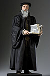 Thumbnail color image of John Calvin aka. Jean Calvin, by George Stuart.