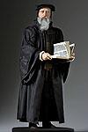 Thumbnail color image of John Calvin, by George Stuart.