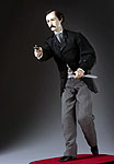 Thumbnail color image of John Wilkes Booth aka. Lincoln's Assissin, by George Stuart.
