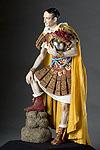 Thumbnail color image of Julius Caesar aka. Gaius Julius Caesar, by George Stuart.