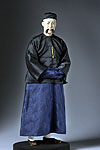 Thumbnail color image of K'ang Yu-Wei aka. Kang Youwei , by George Stuart.