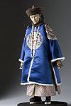 Thumbnail color image of Kuang-Hsu Emperor aka. Guangxu Emperor, by George Stuart.