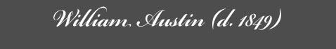 Text: Signature image of William Austin, by George Stuart.