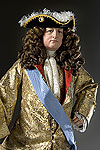 Thumbnail color image of Louis XIV 1685 aka.
