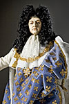 Thumbnail color image of Louis XIV (robes of state) aka. Louis XIV of France,