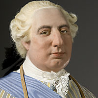 Right closup color image of Louis XVI 1778 aka.