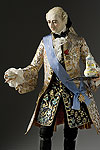 "Thumbnail color image of Louis XV 1745 aka. Louis XV of France, ""Beloved to him"", by George Stuart."