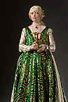 Thumbnail color image of Lucrezia Borgia aka. Duchess of Ferrara, by George Stuart.