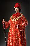 Thumbnail color image of Ludovico Sforza aka. Ludovico il Moro, by George Stuart.