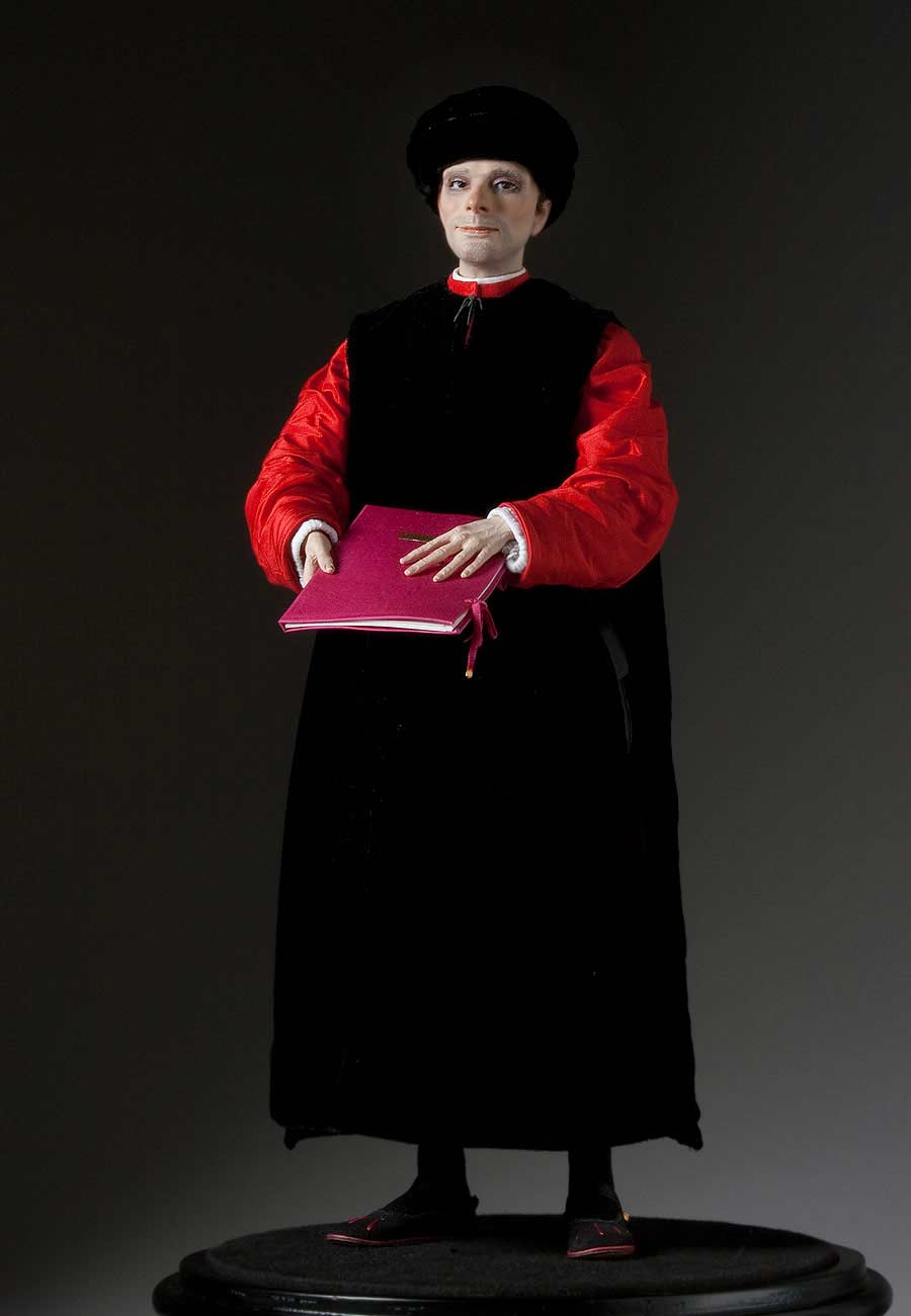 Full length color image of Niccolo Machiavelli aka.