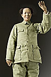 Thumbnail color image of Mao Zedong aka. Mao Tse-Tung, by George Stuart.