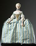 Thumbnail color image of Archduchess Maria Antonia aka.