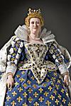 Thumbnail color image of Marie de Medici aka. Maria of Tuscanny, by George Stuart.