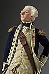 Thumbnail color image of Marquis de Lafayette aka. Lafayette, by George Stuart.