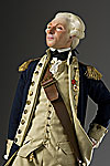 Thumbnail color image of Marquis de Lafayette aka. Marie-Joseph Paul Yves Roch Gilbert du Motier, by George Stuart.