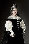 Thumbnail color image of Françoise d'Aubigné, Marquise de Maintenon aka. Madame Scarron, by George Stuart.