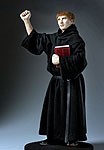 Thumbnail color image of Martin Luther, by George Stuart.