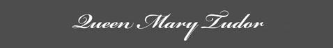Thumbnail color image of Mary Tudor aka. Mary I of England,  Bloody Mary, by George Stuart.
