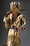 Thumbnail color image of American Mountain Man, by George Stuart.